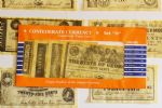Confederate Replica Currency Set D